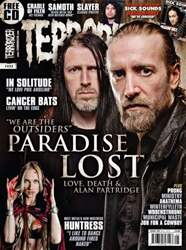 Terrorizer 222 May 2011 issue Terrorizer 222 May 2011