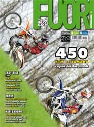 Motociclismo Fuoristrada Magazine Cover