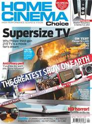 Home Cinema Choice Issue 205 issue Home Cinema Choice Issue 205