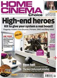 Home Cinema Choice Issue 206 issue Home Cinema Choice Issue 206