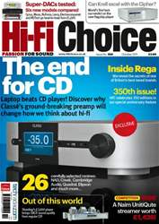 HI-Fi Choice October 2011 issue HI-Fi Choice October 2011