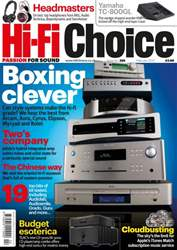 Hi-Fi Choice February 2012 issue Hi-Fi Choice February 2012