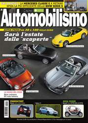 Automobilismo 5-2012 issue Automobilismo 5-2012