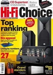 Hi-Fi Choice May 2012 issue Hi-Fi Choice May 2012