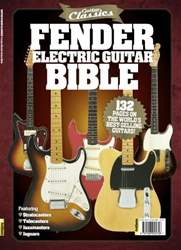 Fender Electric Guitar Bible issue Fender Electric Guitar Bible