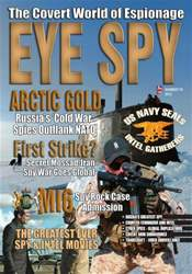 Eye Spy Magazine Cover