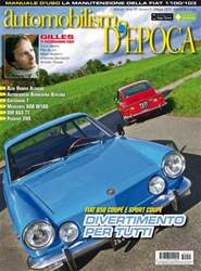 Automobilismo d'Epoca 5-2012 issue Automobilismo d'Epoca 5-2012