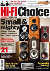 Hi-Fi Choice December 2011 issue Hi-Fi Choice December 2011