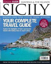 Italia Guide issue 5 - Sicily issue Italia Guide issue 5 - Sicily