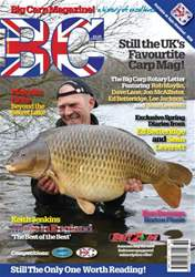 Big Carp 189 issue Big Carp 189