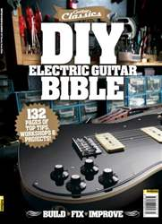 Electric Guitar DIY Bible issue Electric Guitar DIY Bible