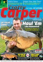 Crafty Carper May 2012 issue 177 issue Crafty Carper May 2012 issue 177