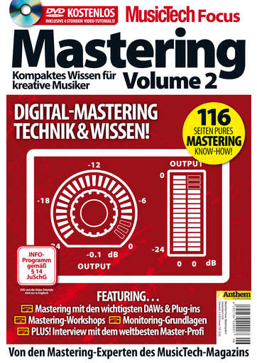 MusicTech Focus Deutsch Preview