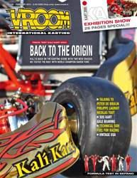 Vroom International Magazine Cover