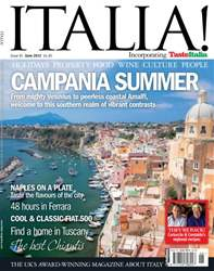 June 2012 Campania Summer issue June 2012 Campania Summer