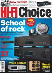 Hi-Fi Choice June 2012 issue Hi-Fi Choice June 2012