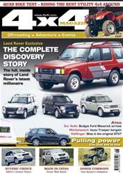 4x4 Magazine June 2012 issue 4x4 Magazine June 2012