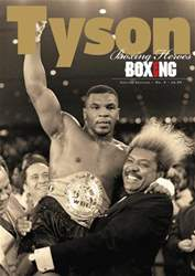 Boxing Heroes - Tyson issue Boxing Heroes - Tyson