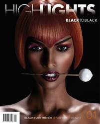 HIGHLIGHTS BLACK SPECIAL new issue HIGHLIGHTS BLACK SPECIAL new