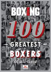 100 Greatest Boxers issue 100 Greatest Boxers
