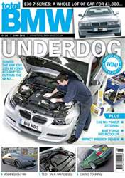 Total BMW Magazine Cover