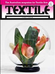 Textile Fibre Forum Magazine Cover