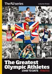 Greatest Olympic Athletes issue Greatest Olympic Athletes