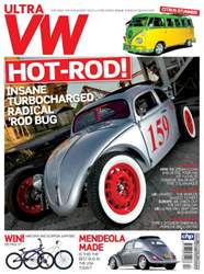 Ultra VW Magazine Cover