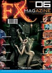 FX MAGAZINE issue FX MAGAZINE