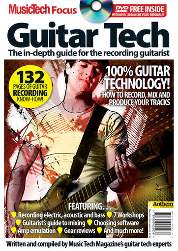 MusicTech Focus : Guitar Tech V1 Preview