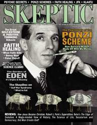 Skeptic Magazine Cover