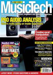 July 2010 Pro Audio Analysis issue July 2010 Pro Audio Analysis