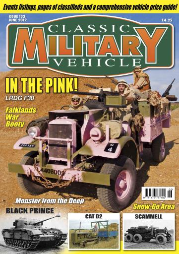 Classic Military Vehicle Digital Issue