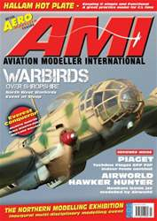 Aviation Modeller International issue Aviation Modeller International