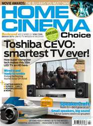 Home Cinema Choice Issue 203 issue Home Cinema Choice Issue 203