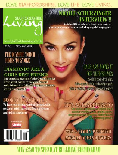 Staffordshire Living Digital Issue