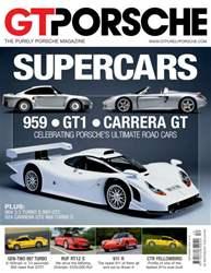 GT Porsche Magazine Cover