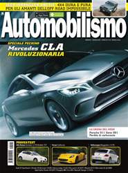Automobilismo 6-2012 issue Automobilismo 6-2012