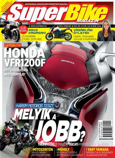 Superbike Hungary Digital Issue