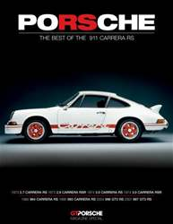 The Best of the 911 Carrera RS issue The Best of the 911 Carrera RS