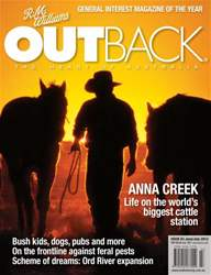 OUTBACK 83 issue OUTBACK 83