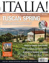 April 2011 Tuscan Spring issue April 2011 Tuscan Spring