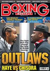 Boxing Monthly June 2012 issue Boxing Monthly June 2012