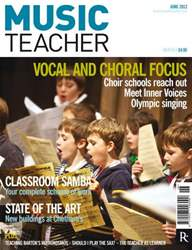 Music Teacher June 2012 issue Music Teacher June 2012