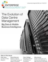The Evolution of Data Centre Management issue The Evolution of Data Centre Management