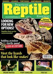 No.38 Buying a Reptile issue No.38 Buying a Reptile