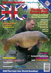 Big Carp 190 issue Big Carp 190