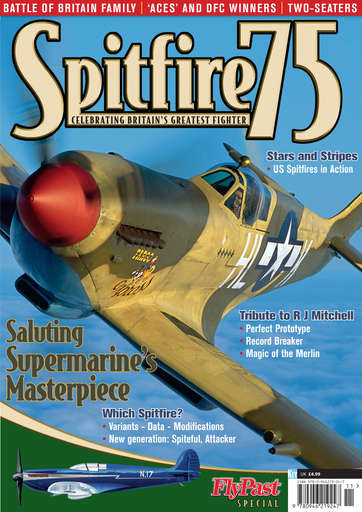 Spitfire 75 Digital Issue