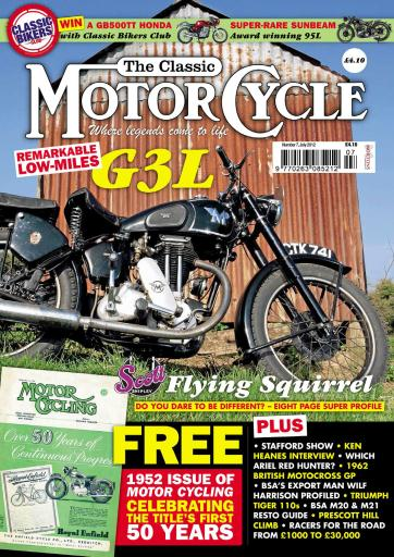 The Classic MotorCycle Preview