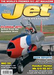 Radio Control Jet International Magazine Cover